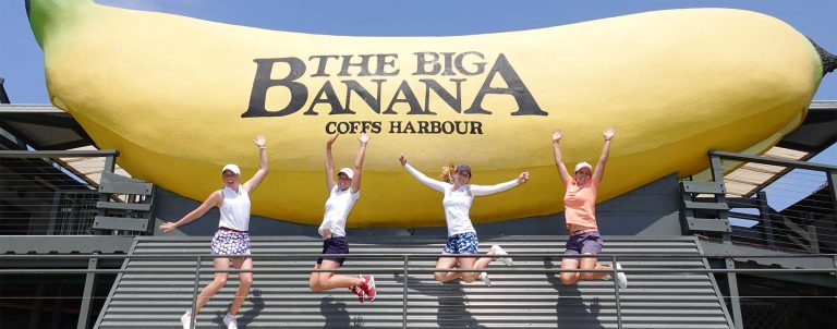 Coffs Coast big Banana